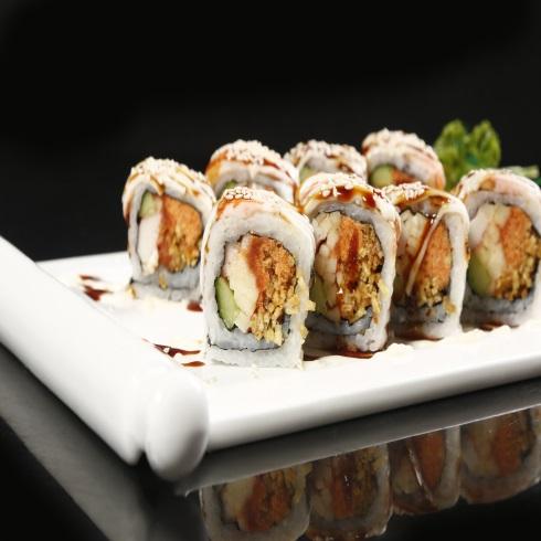 嘿店寿司-蟹肉寿司