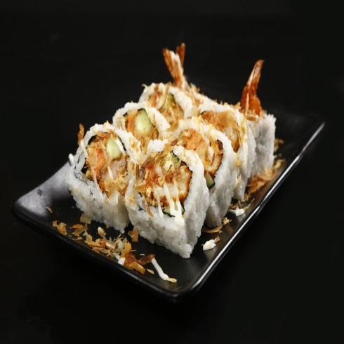 嘿店寿司-天妇罗虾寿司