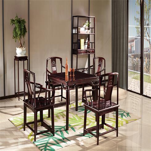 榮燊堂红木家具-红木方桌