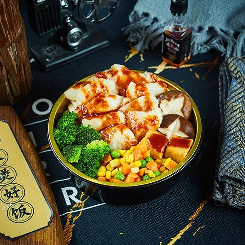 拾煲街烩烧饭-养生汤锅