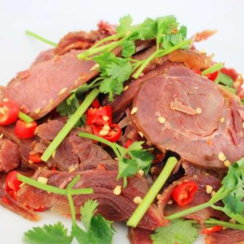 陈大毛-凉拌牛肉片
