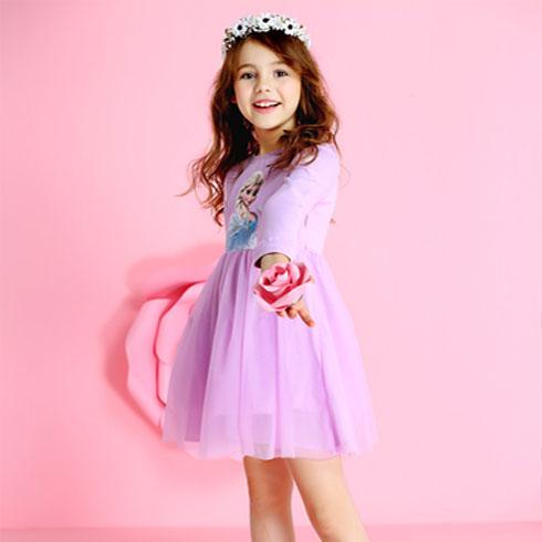 淘淘博士童装-粉红小公主