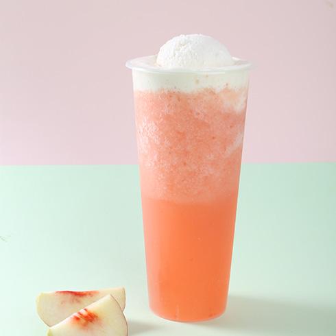 蜜菓冰点冰淇淋-香橙奶昔