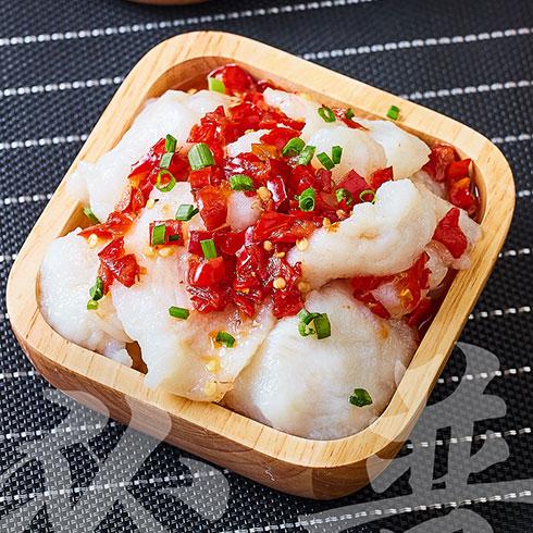 饿魔小食堂快餐-红辣椒鱼