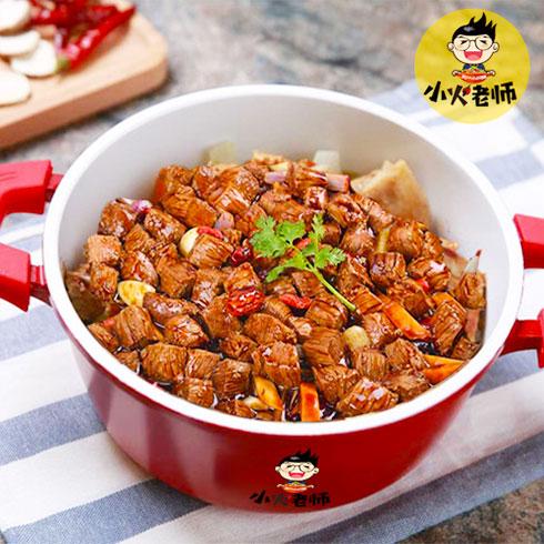 小火老师三汁小焖锅-卤肉饭