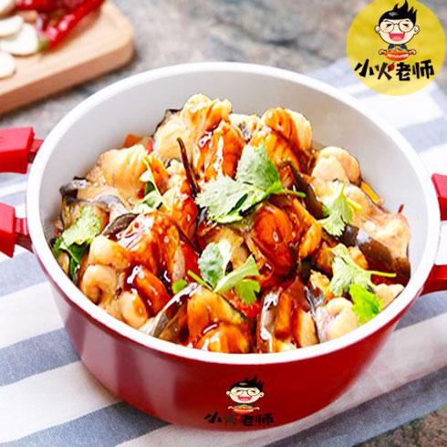 小火老师三汁小焖锅-糖醋鱼锅