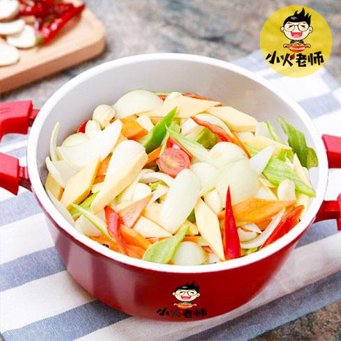 小火老师三汁小焖锅-鲜蔬锅