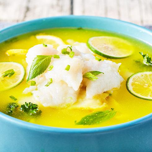 喵想吃酸菜鱼快餐-柠檬酸汤鱼