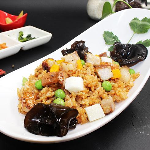 爱尚焖小猪烤肉焖饭-招牌焖肉饭