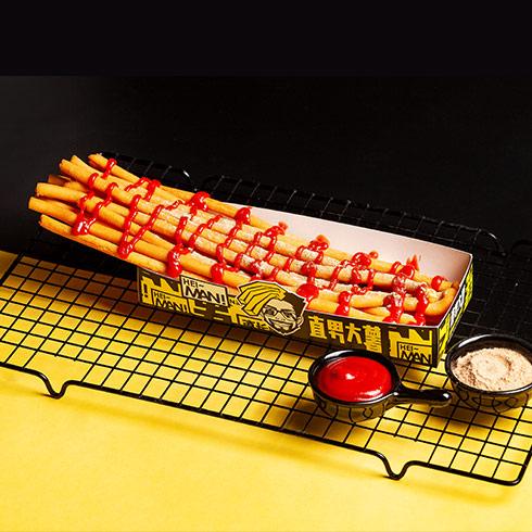 直男大薯-番茄黄金长薯
