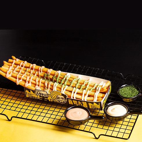 直男大薯-原烧海苔黄金长薯
