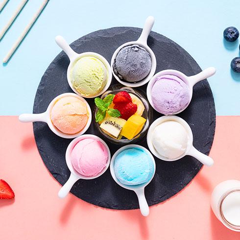 冰雪大王冰淇淋-冰淇淋拼盘