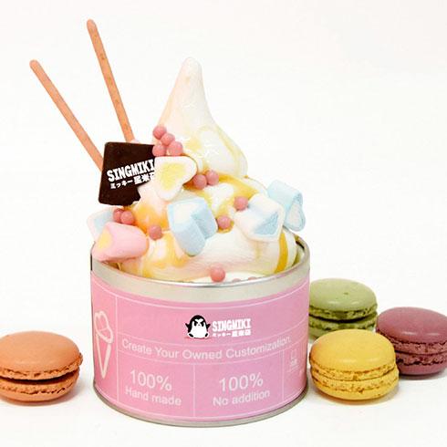 星米奇冰淇淋-冰淇淋饼干