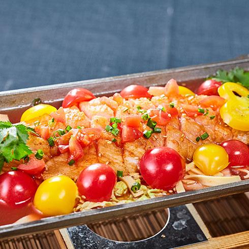 渔巴客烤鱼饭-酸汤烤鱼