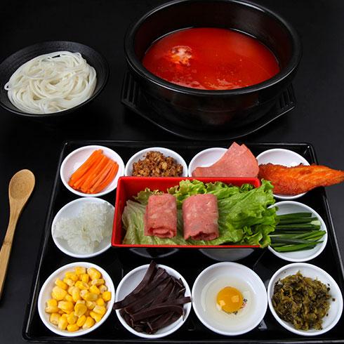 张一碗过桥米线-红汤过桥米线