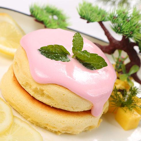 诺尔哈根烘焙-草莓舒芙蕾