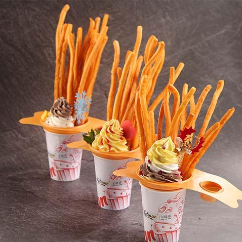 卡缇诺烘焙-冰淇淋薯条