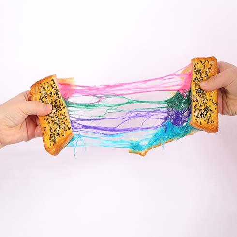 卡缇诺烘焙-彩虹吐司
