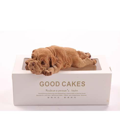 卡缇诺烘焙-小奶狗蛋糕