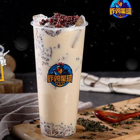 谷谷星奶茶系列-燕麦星奶茶