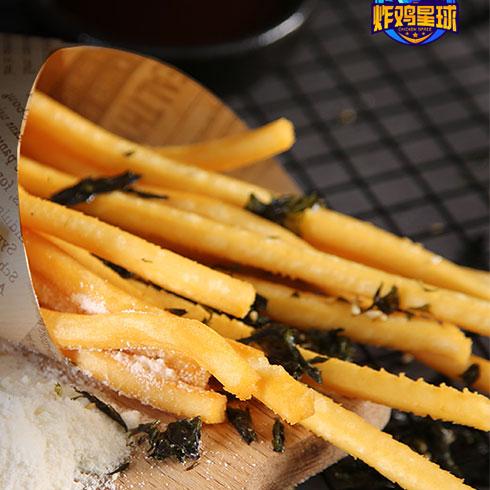 宇宙薯薯系列-芝士海苔大薯条