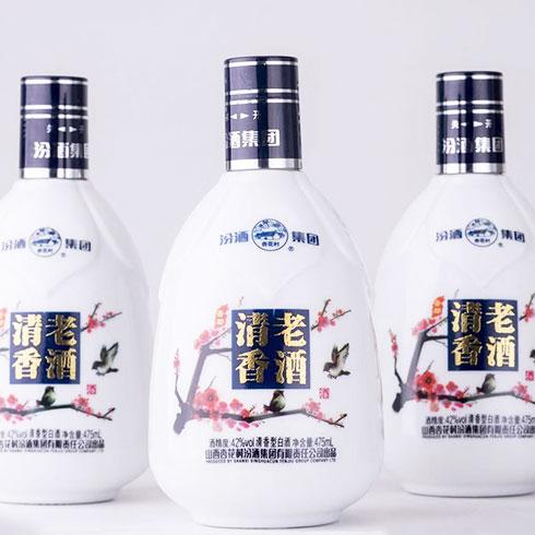 汾酒杏花村白酒-清香老酒