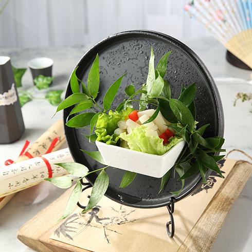 记忆南塘-蔬菜屏风