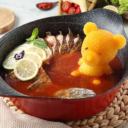 记忆南塘-酸辣鱼