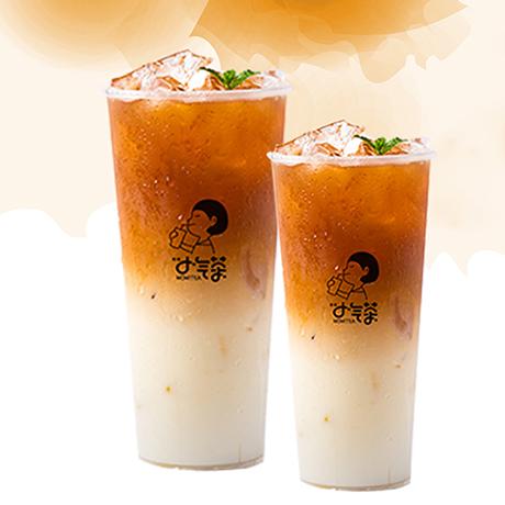 小气茶茶饮-冻顶牛乳茶