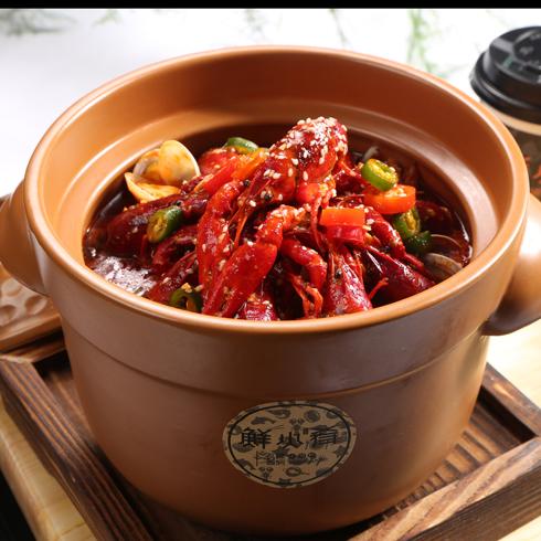 鲜火肴-小龙虾海鲜