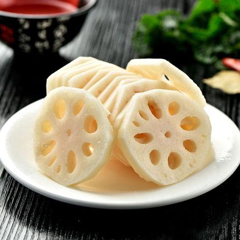 蜀皇全牛宴-藕片