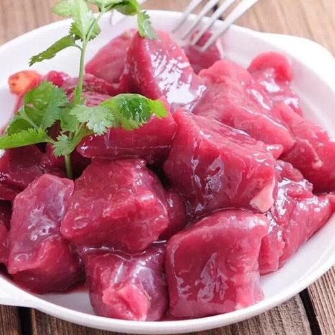 蜀皇全牛宴-酸牛肉