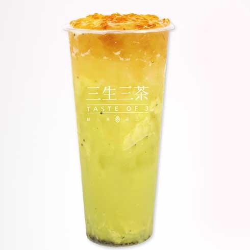 三生三茶-青柠满杯