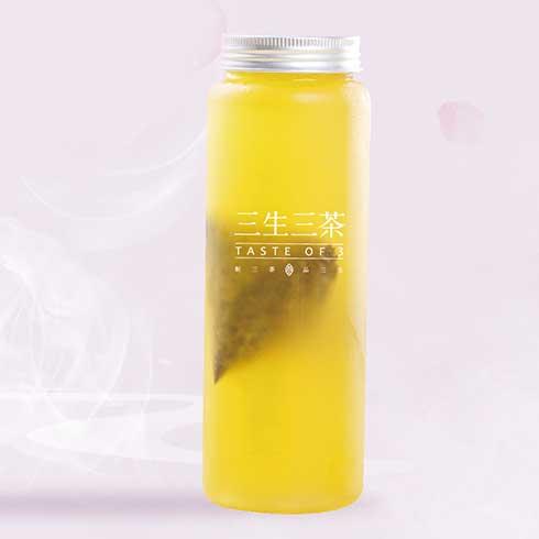 三生三茶-柠檬茶