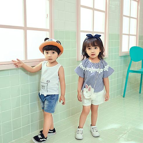 陌小样童装-时尚童装