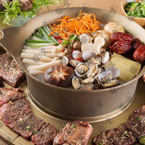 雅坐涮烤锅王-山珍海味