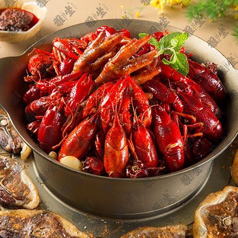雅坐涮烤锅王-小龙虾鸡翅