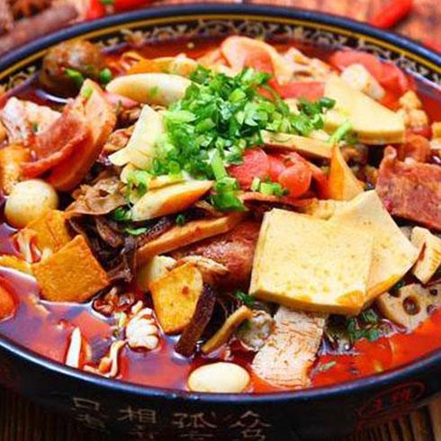 一代椒雄-美味冒菜