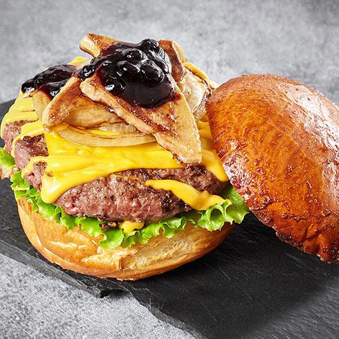 百圣格-牛肉汉堡