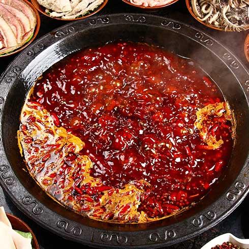 康巴拉-滚烫红锅