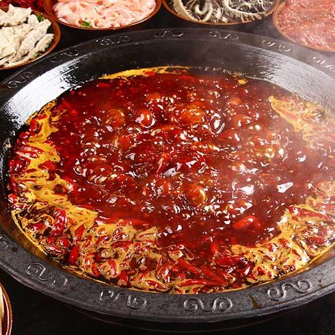 康巴拉-红汤锅