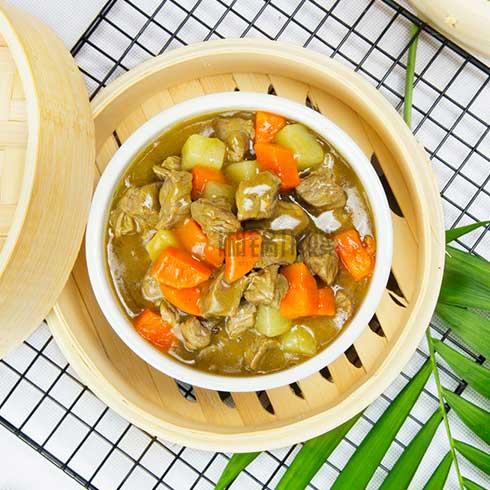 湘锅川嫂-咖喱牛肉