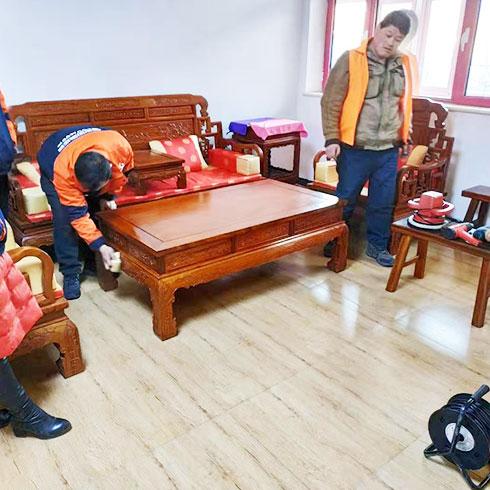 世邦保洁-木制家具清洁