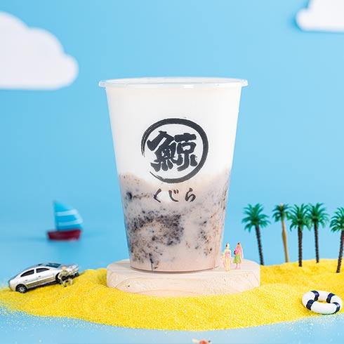 琉璃鲸-特色奶茶