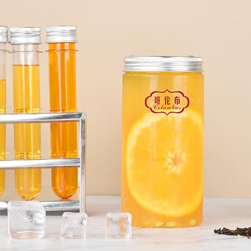 哥伦布-鲜榨橘子汁