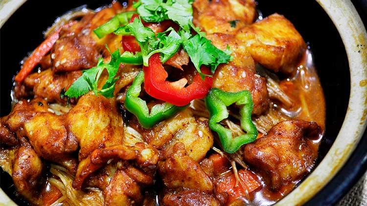 巧仙婆-喷香烤肉