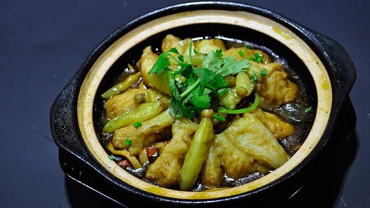 巧仙婆-青椒鱼