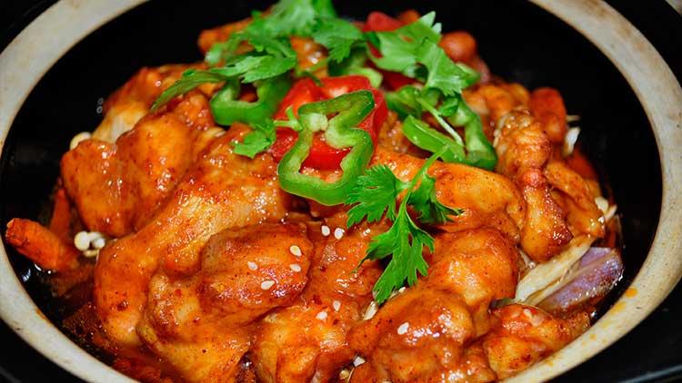 巧仙婆-香辣鱼