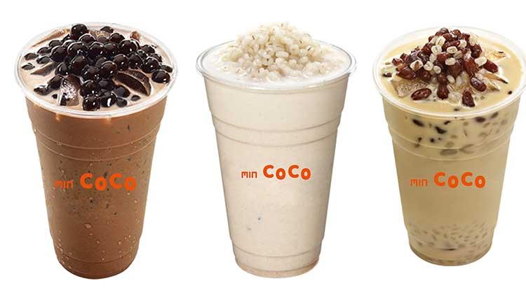 MIN COCO-珍珠/西米/薏米奶茶