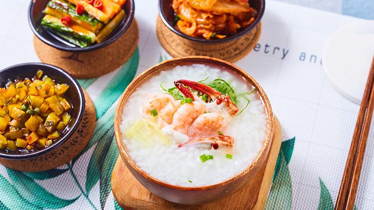 粥温王-鲜虾粥